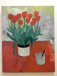 Tulips N°5, 60x77 cm. €800